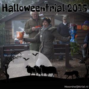 Halloweentrial zondag klasse 1-12 1e plaats - Jolyn Voois met Te