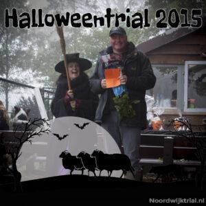 Halloweentrial zondag klasse 1-6 - Marco de Jong met Wisp 83(43)